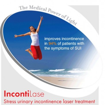 IncontiLase Stress Urinary Incontinence Treatment