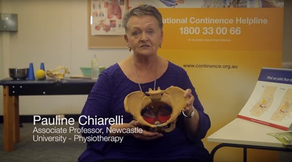 Continence Foundation of Australia pt 2